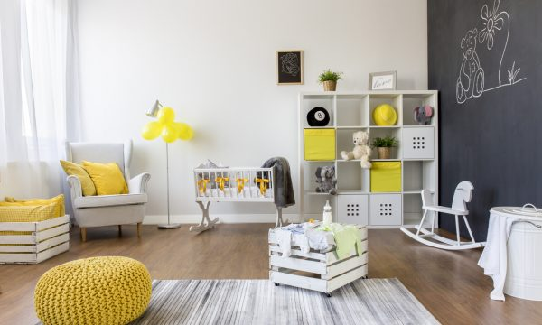 12 DIY Ideas For Making A Room Your Kids Will Love