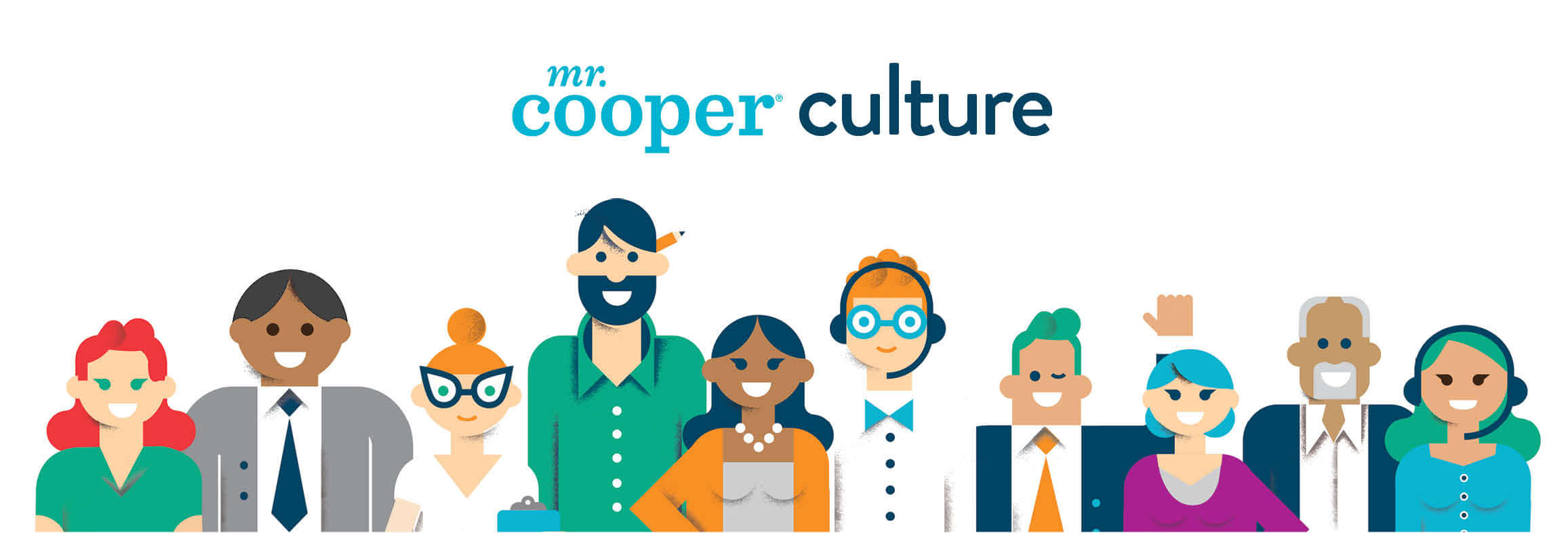 Mr. Cooper celebrates diversity and inclusion.