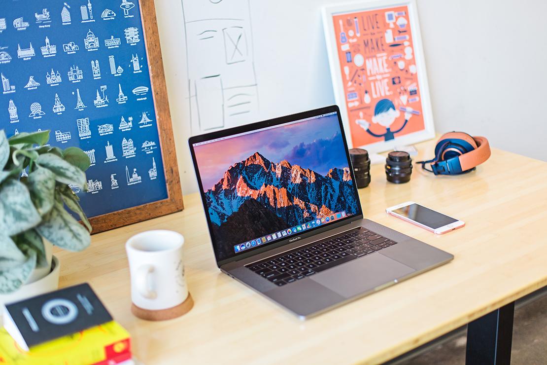 desk home office