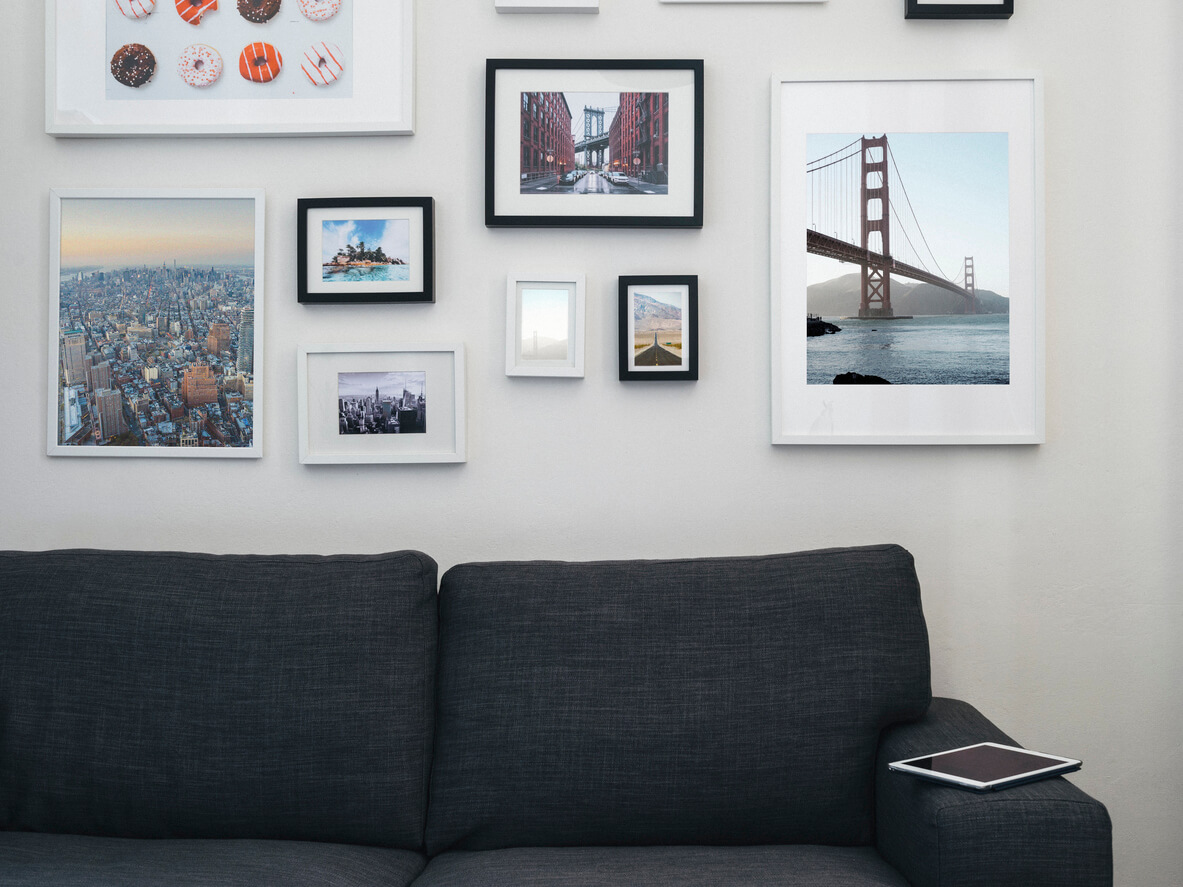 4 Creative Blank Wall Ideas To Fill Up Your Empty Space