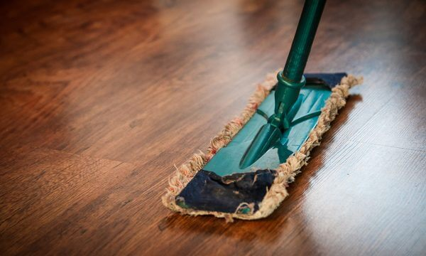 8 Tips To A Clean House