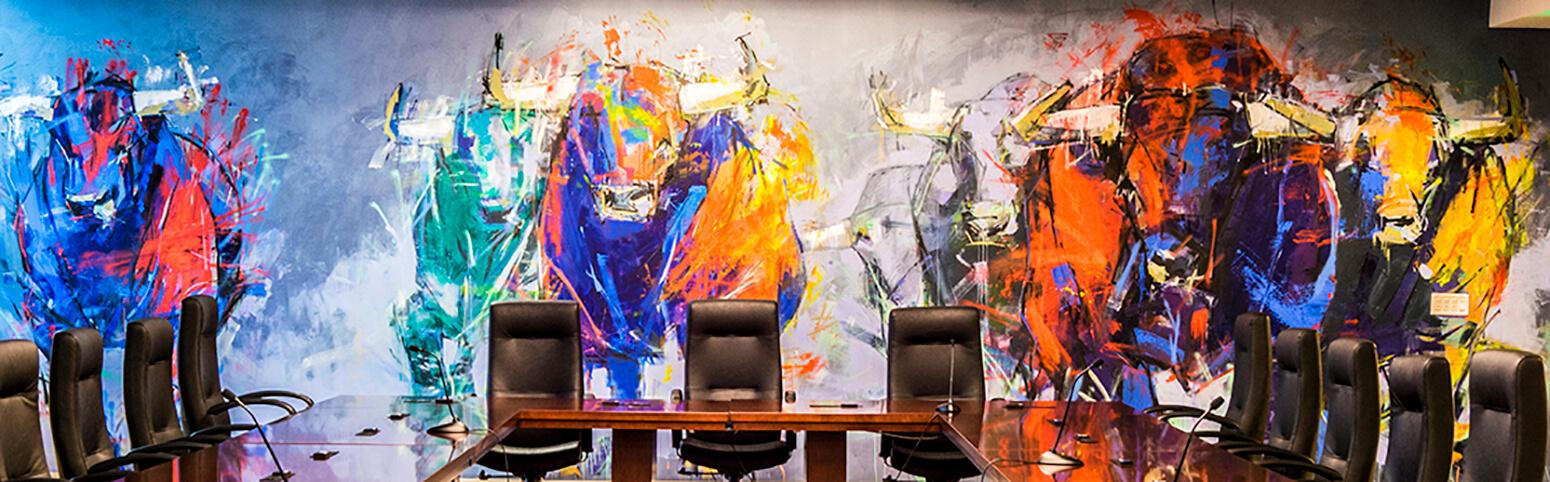Mr. Cooper's Artist in Residence Program - Adrian Torres