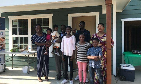 Mr. Cooper Volunteers Complete 5th Habitat for Humanity Build