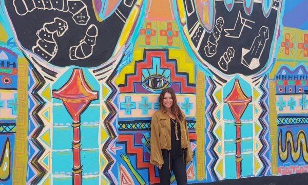 Meet Lesli Marshall, Mr. Cooper's Artist in Residence + Curator