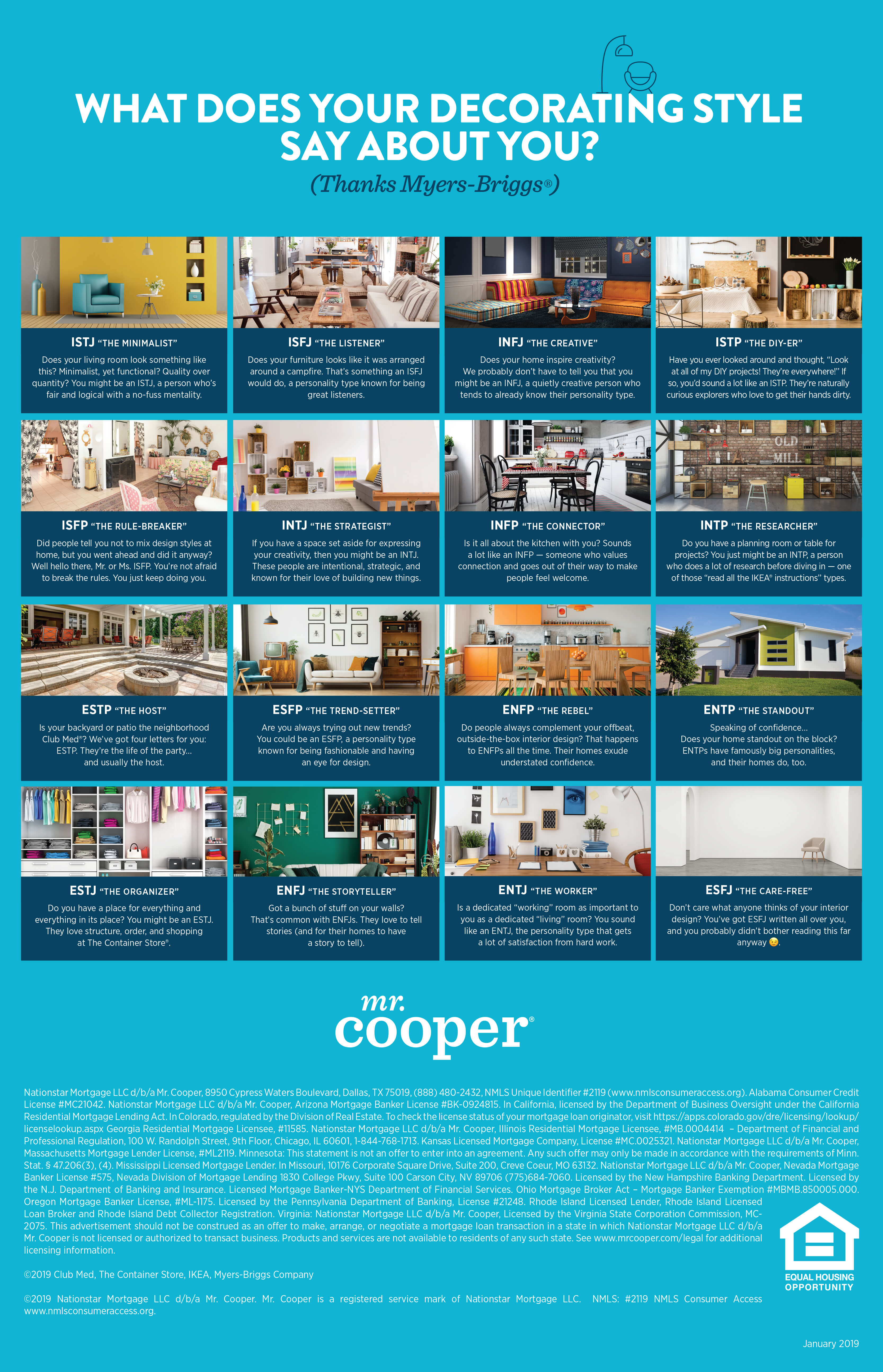 What Does Your Decorating Style Say About You?