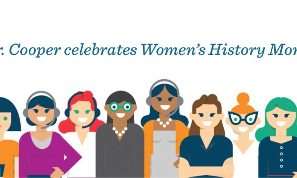 Here's What Women's History Month Looks Like at Mr. Cooper