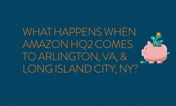 Amazon HQ2 Announced: Arlington, VA & Long Island City, NY Named Winning Cities
