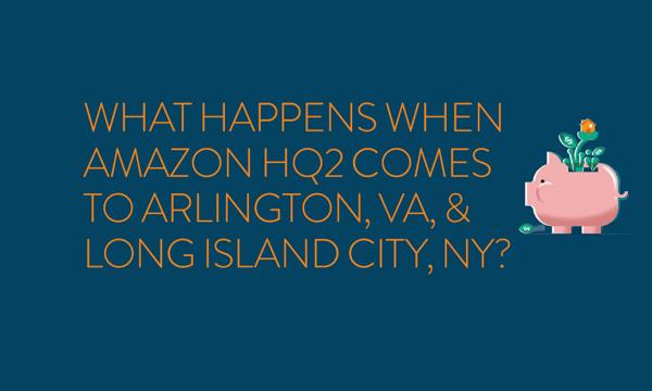 Amazon HQ2 Announced: Arlington, VA & Long Island City, NY Named Winning Cities