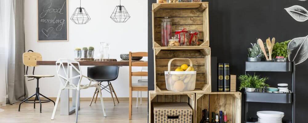 7 Creative Storage Ideas For Everyone