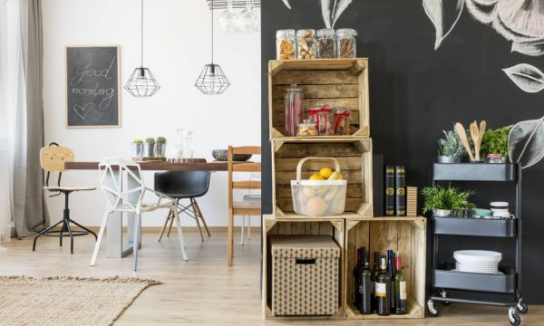 7 Creative Storage Ideas For Everyone