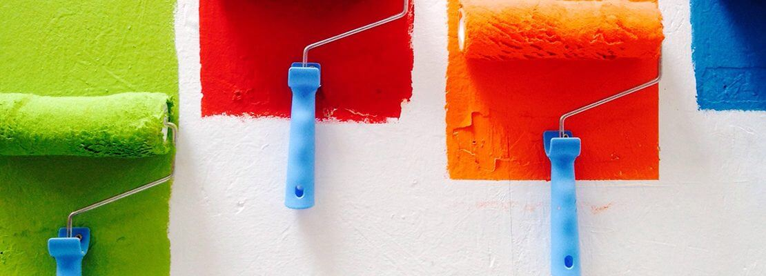 Creative Ways To Use Paint To Transform A Room