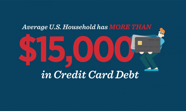 INFOGRAPHIC: Want To Get Your Credit Card Debt Under Control In 2019?