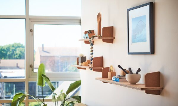 Wall Shelf Design Ideas To Help You Master The Art Of Shelving
